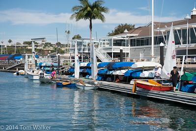 Balboa Yacht Club | Macho Man's Regatta 2014