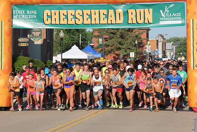 RACE/FINISHERS - Cheesehead Run 2015