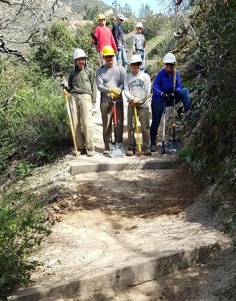 2018-04-06 - Angeles National Forest Trail Stewardship Summit