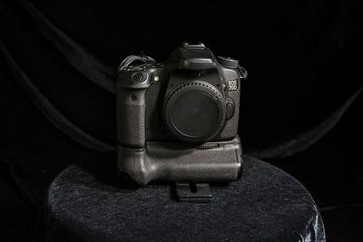 Canon 7d Mark II w Battery Grip