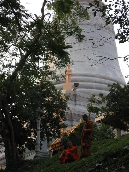 Wat Phnom.