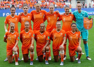 20190620 - FIFA World Cup Women - Netherlands - Canada