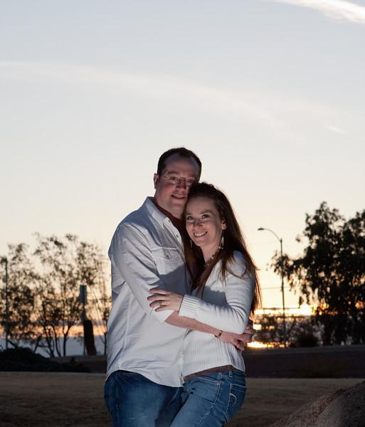 Scott and Jerilyn