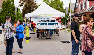 Hohner Ave Porch Party