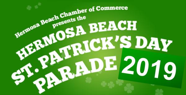 Hermosa Beach St. Patricks Day  Parade