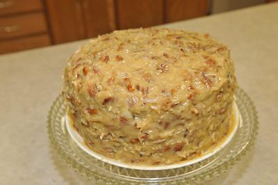 Men's Cake Bake Off 2013
