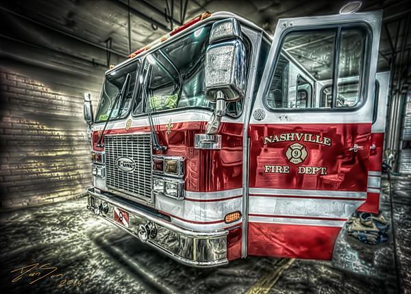Nashville Fire