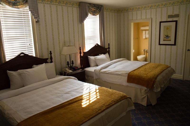 Bedroom and Bath
