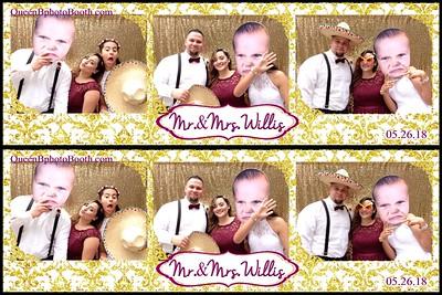 Mr. & Mrs. Willis