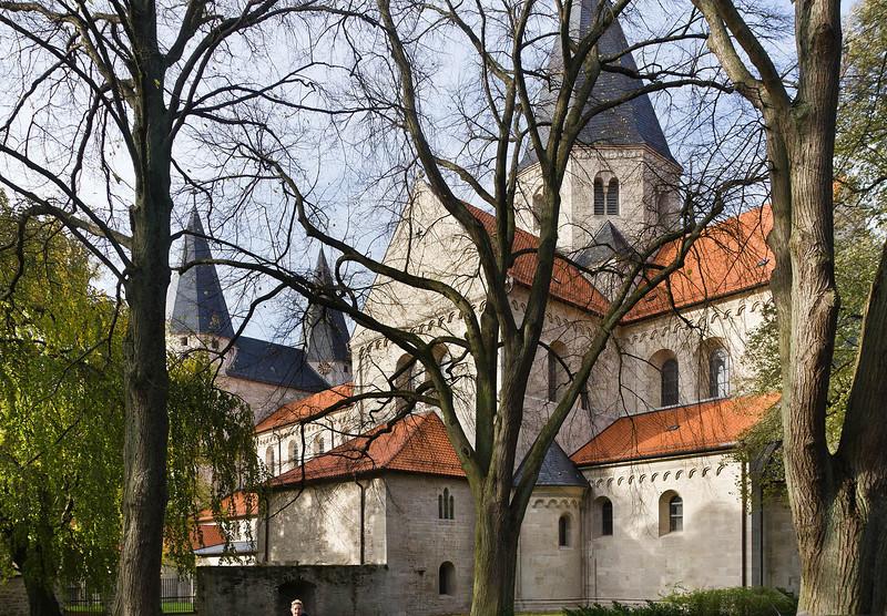 Königslutter, Dom: Ansicht von Südosten