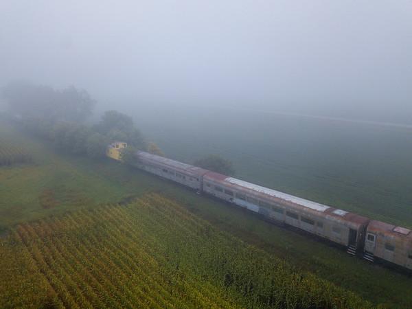 Abandoned Supper Train