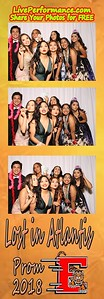 4/14/18 Elsinore HS Prom - EYE Photo Booth PhotoStrips