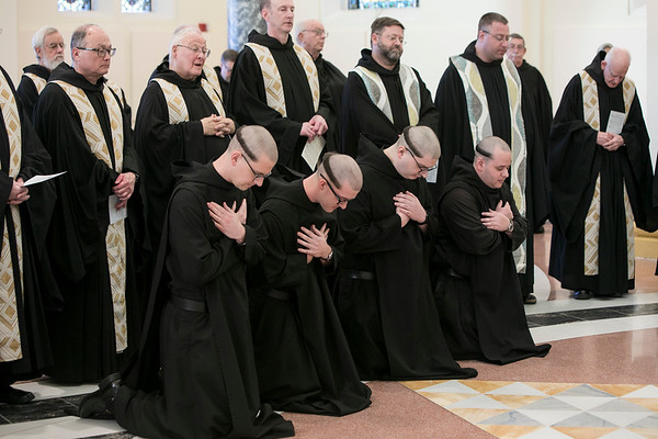 Solemn Profession: January 2019