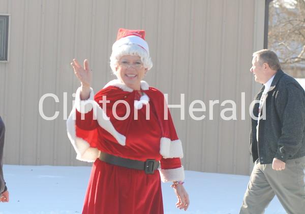 12-17-13 Santa Trip to Iowa City