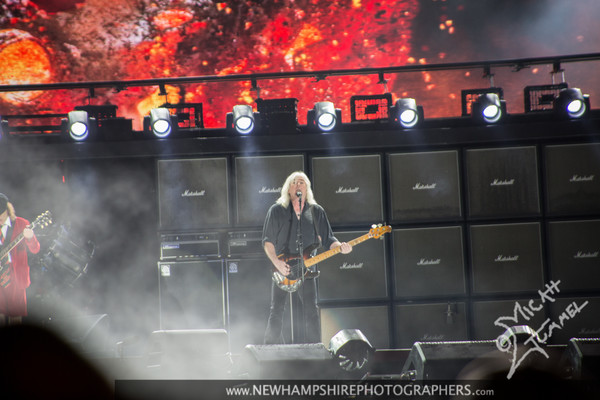 ACDC at Gillett Stadium - MA