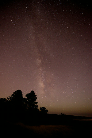Stars - russian ridge