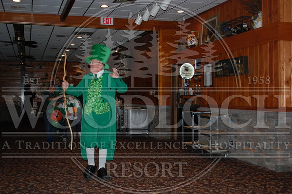 March 6 - St. Paddy's Parade