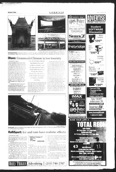 Summer Trojan, Vol. 152, No. 4, June 09, 2004