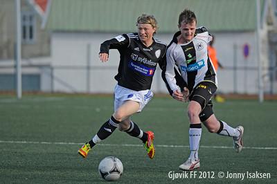GJØVIK FF 2012