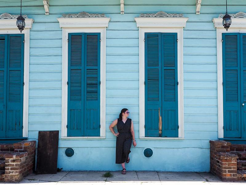 Amanda in New Orleans
