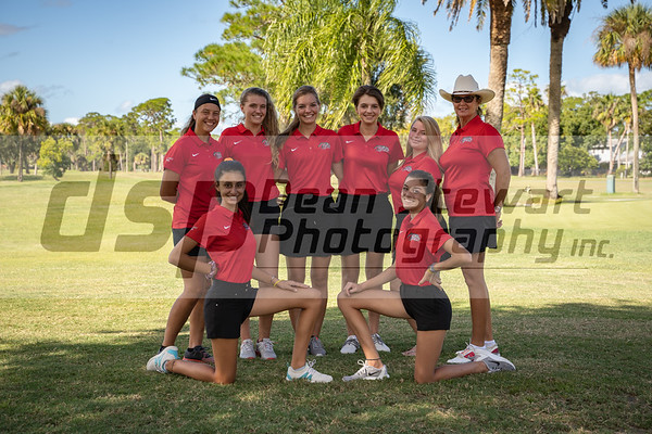 New Symrna Girls Golf vs Spruce Creek 10 03 2019 RG