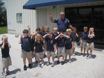 Kindergarten in Class 2011