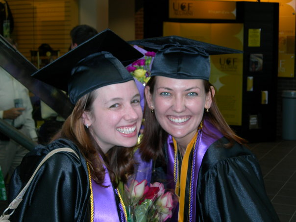 Graduating college in 2006