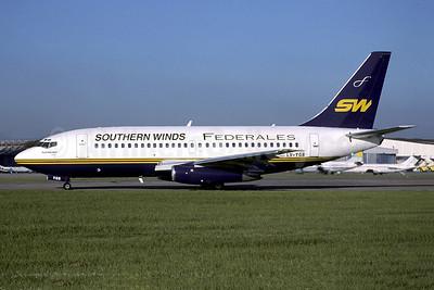 Federales - Líneas Aéreas Federales