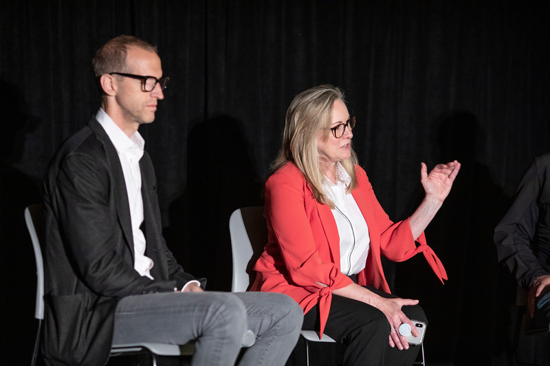 #VBTransform @VentureBeat  Nick Rockwell, CTO, New York Times, Shelia Anderson,CIO, Corporate Functions Technology, Liberty Mutual  Moderator: Amir Shevat, Co-founder & CPO, ShiftJS