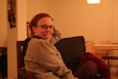 Maggie+Sandra+Frizzi visit