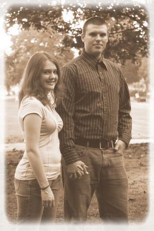 Amber & Kurtis Engagement