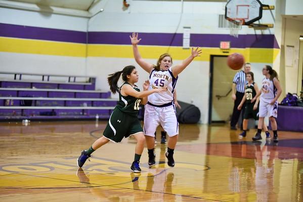 Basketball 8th Girls NW vs VP 1-7-16