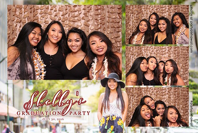 Shelby's Graduation (Mini Open Air Photo Booth)