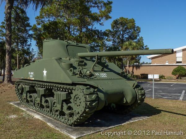 FLANG Armory - Live Oak, FL - M4A3(75)