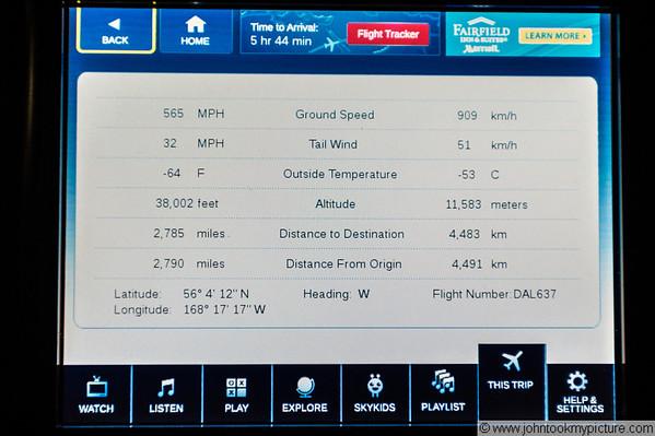2012 10 11 Atlanta to LAX to Tokyo