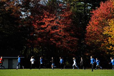 Mt. Ararat Varsity Girls Soccer - 2010 Homecoming Game