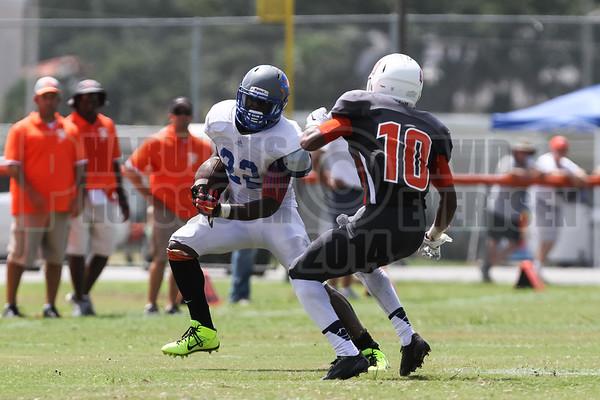 Boone Varsity Football #10 - 2014