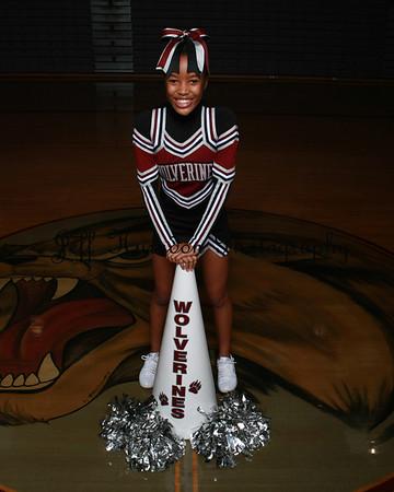 UGMS Spirit Cheerleaders