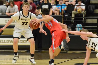 Basketball - LHS JV 2016-17 - Glendale