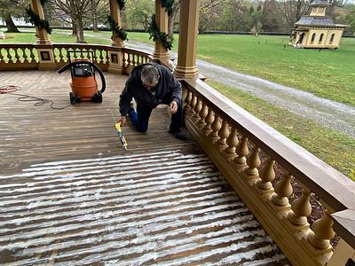 Park McCullough House renovations - 041521