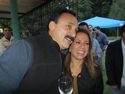 Cumpleaños 50 Mico Rosales 12 marzo 2011
