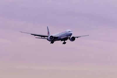 Air Canada Captain Thomson's Final Approach