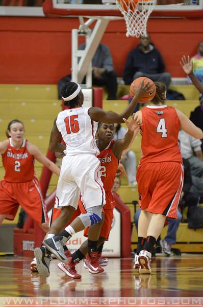 Davidson at Rutgers