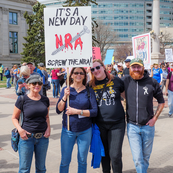2018 March For Our Lives, Denver