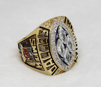 1993 Dallas Cowboys Super Bowl Championship rings ring XXVIII MVP SMITH
