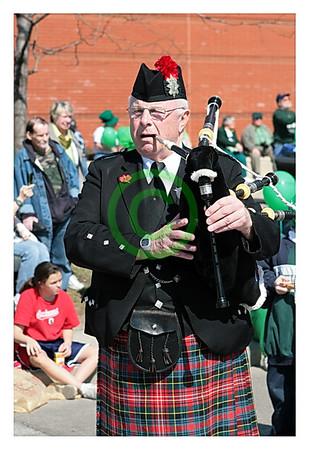 2009 Cleveland Saint Patrick's Day Parade - Spectators