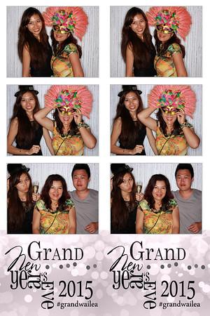 Grand Wailea's NYE Party