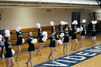 2011-12 PHS Girls Basketball vs Madison Shawe