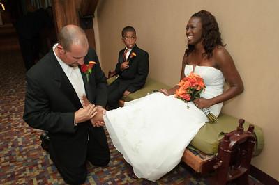 Cassandra & Matthew Wedding - Reception