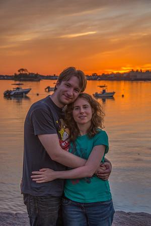 Frederic & Katja's Visit 2016